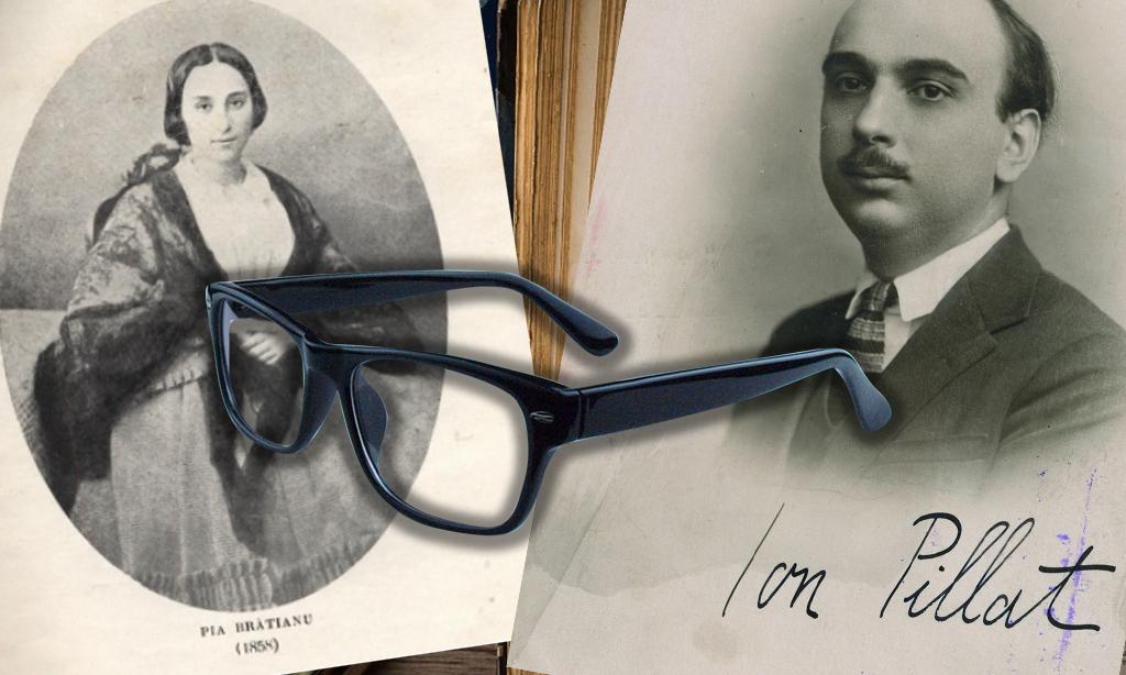 Ochelarii bunicii, de Ion Pillat - ÎnFelșiChip